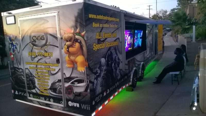 game truck san diego