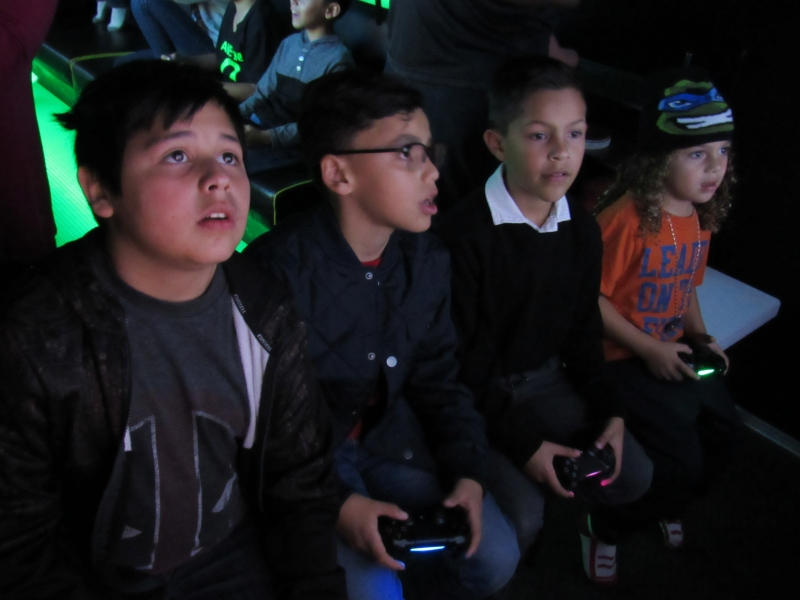 game truck san diego | out of control gaming