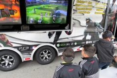 OUT OF CONTROL GAMING   MOBILE VIDEO GAME THEATER